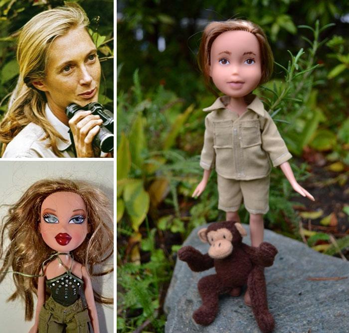 Muñecas inspiradas en grandes mujeres (5)