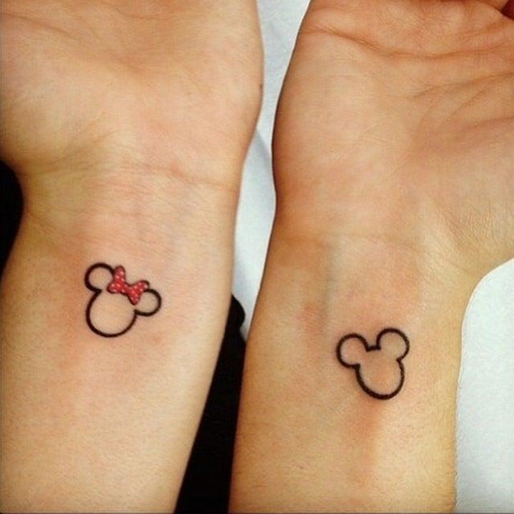 Tatuajes Pequenos Novios