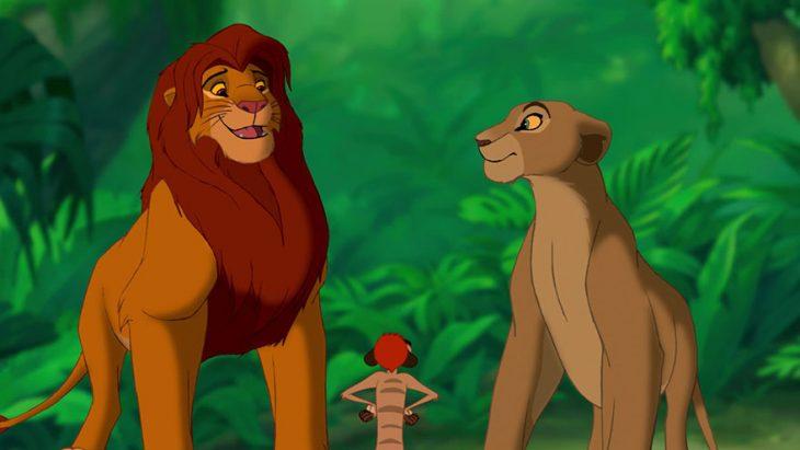 captura del rey león