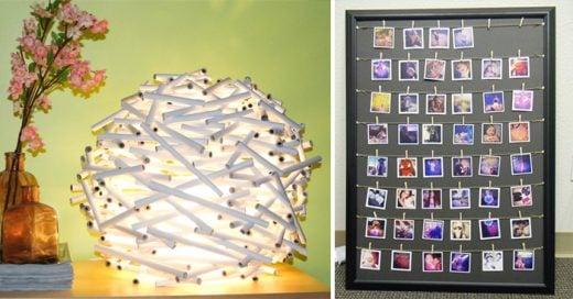 ideas para decorar la casa con poco presupuesto