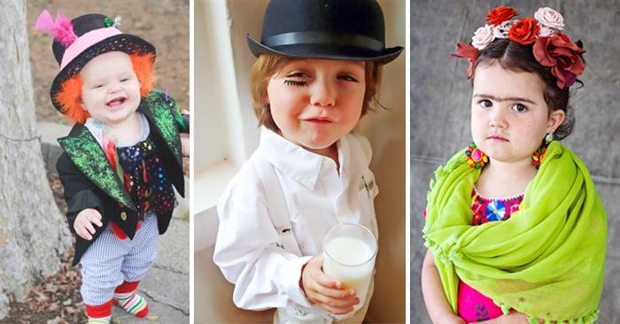 ideas de disfraces para bebés