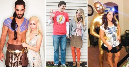 ideas de disfraces en pareja