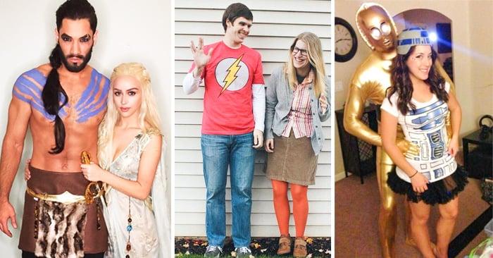 25 Disfraces Para Usar Con Tu Pareja En Este Halloween - Idea-disfraz