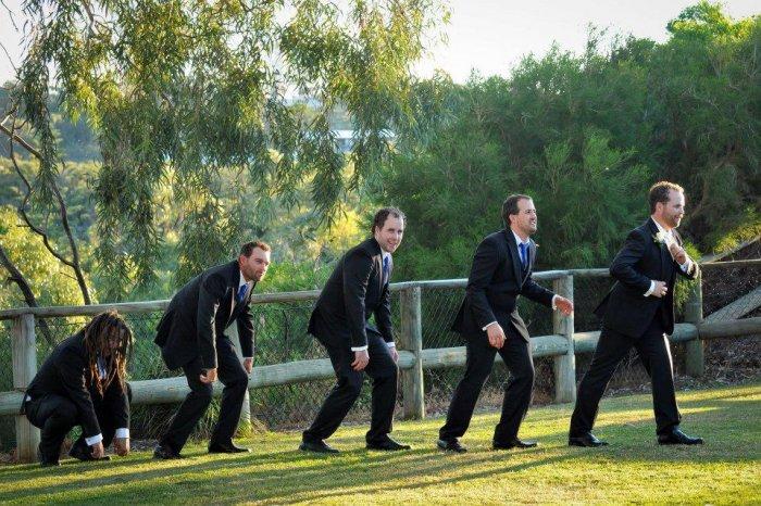 padrinos de boda la evolución