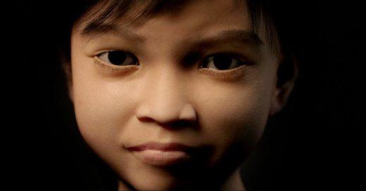 niña virtual para atrapar pedofilos