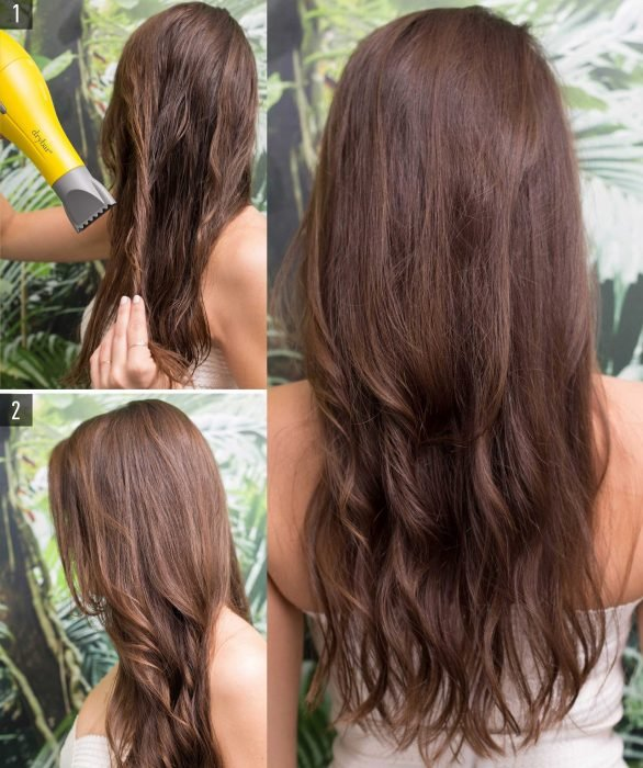 peinados fácil en pocos minutos