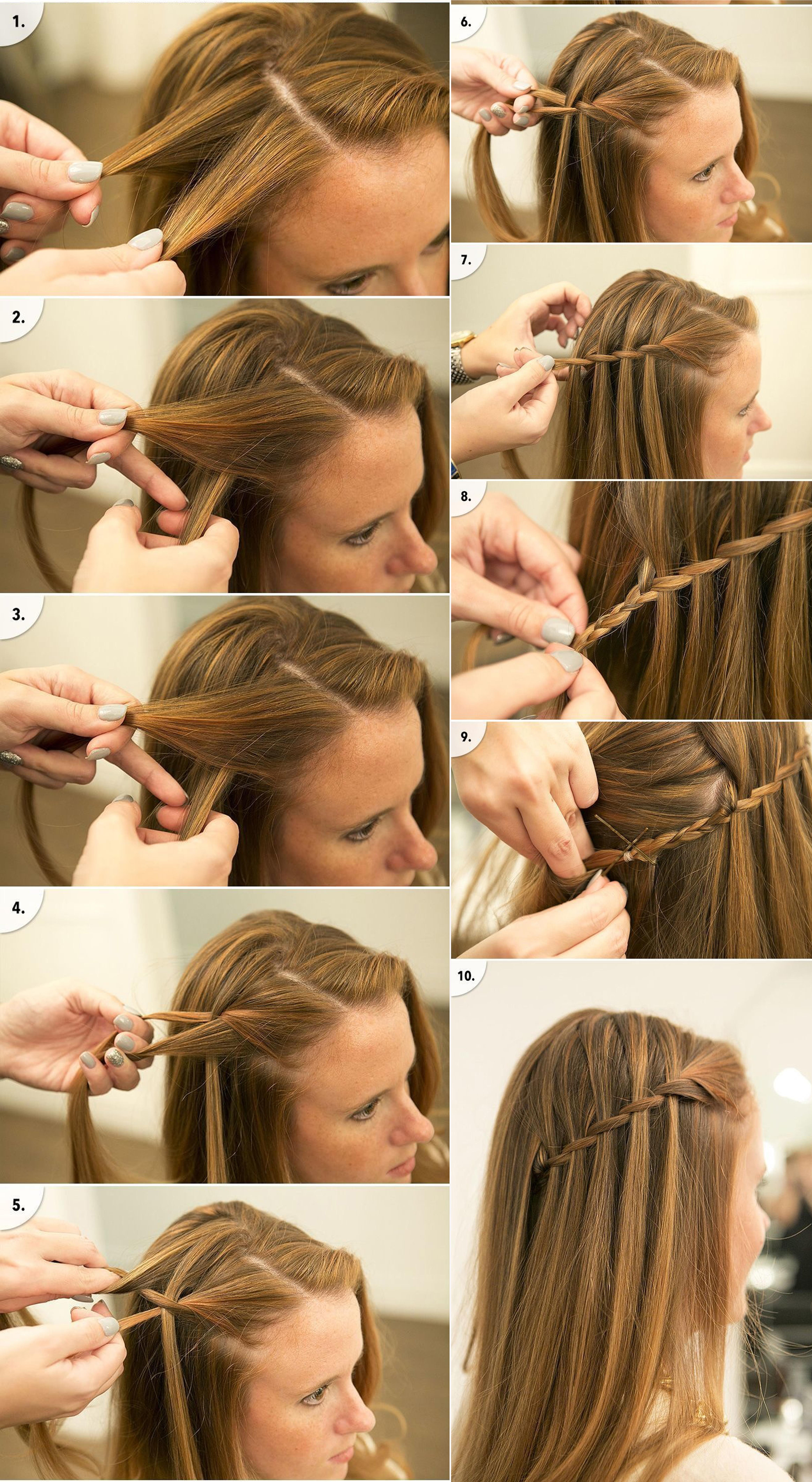 peinados fciles y en pocos minutos 18 - Peinados Fciles