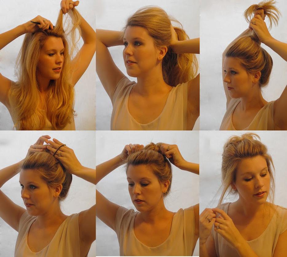 Imagen perfecta peinados faciles y rapidos Fotos de los cortes de pelo de las tendencias - Sencillas y rápidas maneras de peinar tu cabello con estilo