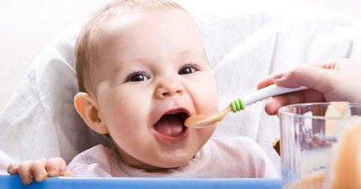 porque los bebés deben comer proteínas