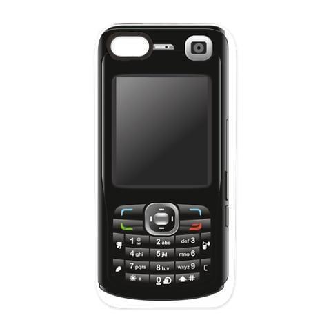 Funda retro para celular en forma de celular antiguo