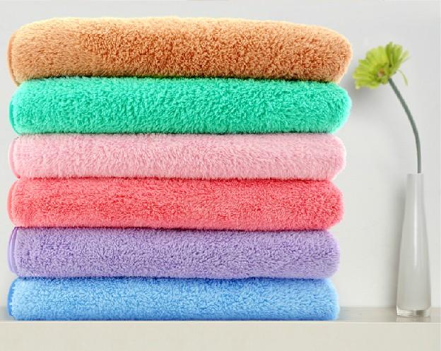 toallas de felpa como nuevas