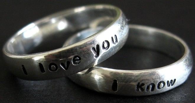 anillos de promesa te amo