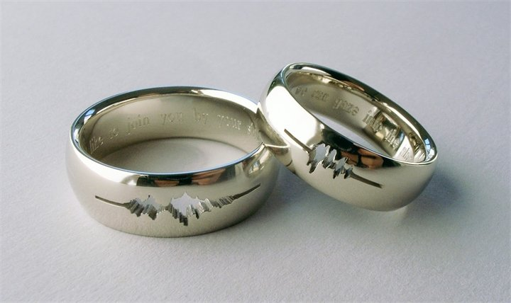 anillos de promesa sonido