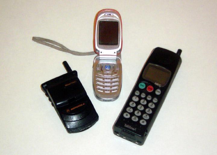celulares 2005