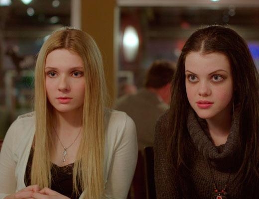 Escena de la película las hermanas perfectas