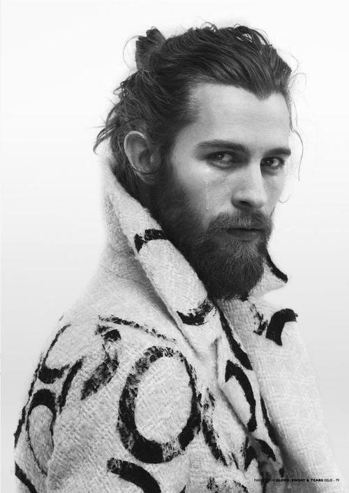 23 guapos hombres con barba que son los m s sexys del mundo. Black Bedroom Furniture Sets. Home Design Ideas