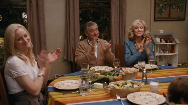 Escena de la película Ahora los padres son ellos