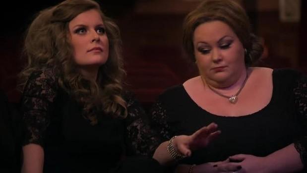 Adele se disfraza de Adele