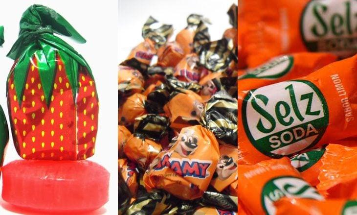 Dulces de los 90s