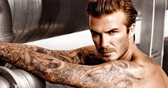 Razones por las que David Beckham a sido declarado el hombre más sexy del 2105