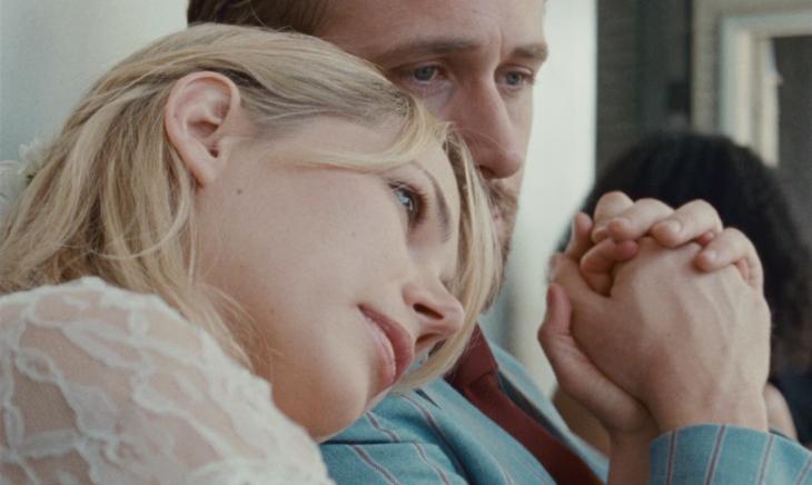 Escena de la película Blue Valentine
