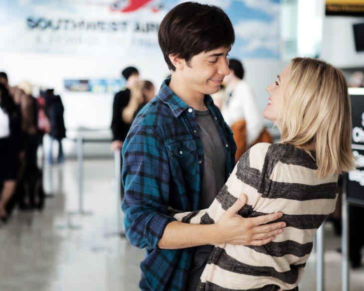 Escena de la película Amor a la distancia