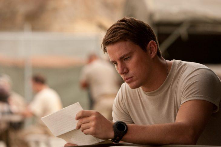Escena de la película Querido John