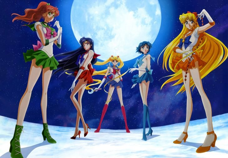 Sailor Moon segunda temporada