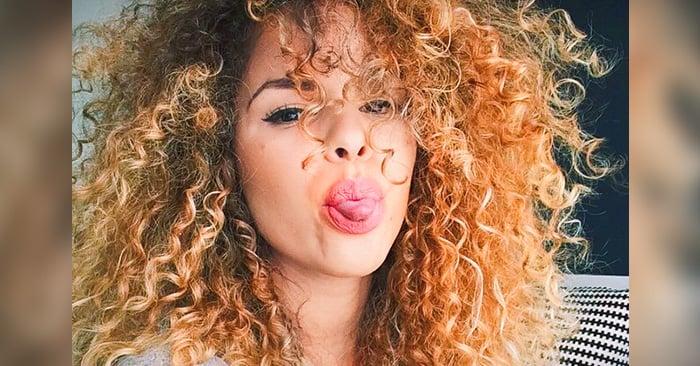 situaciones que solo las mujeres con cabello rizado puede entender