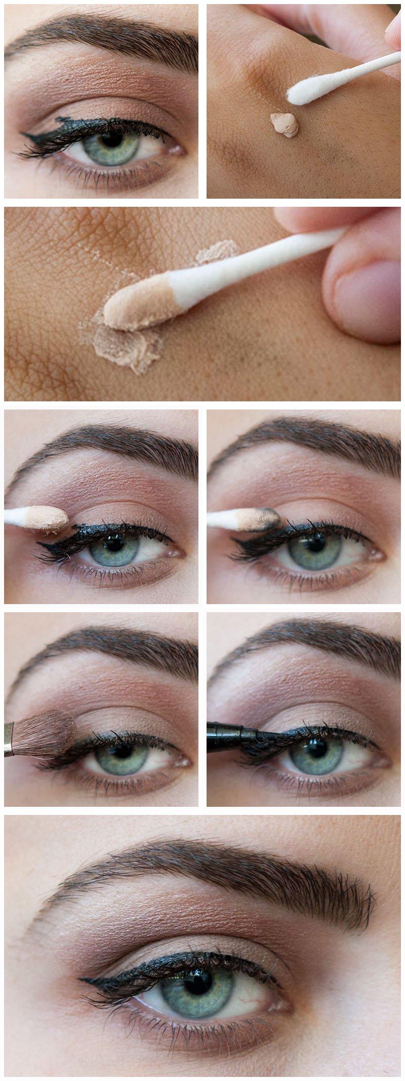 18 consejos para conseguir un delineado de ojos perfecto On trucos eyeliner