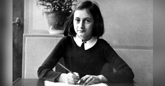 las 20 mejores frases que escribió Ana Frank en su diario