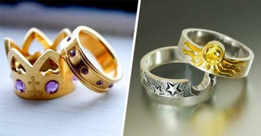 Ideas de anillos de compromiso para parejas que se aman y se ven juntos en el futuro, pero que aun no deciden dar el paso de casarse
