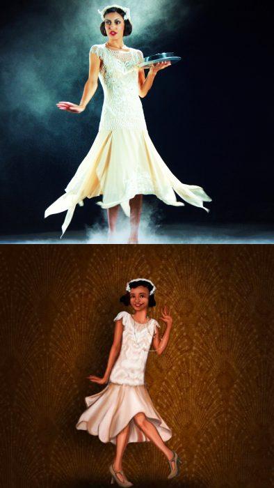 Princesas de Disney en su época real, Tiana la princesa y el sapo