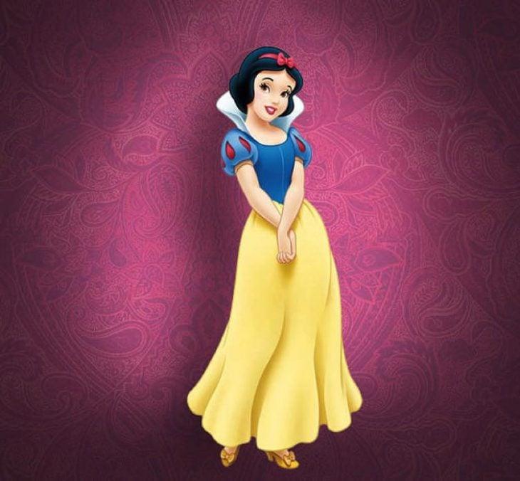 Princesa de Disney Blanca Nieves