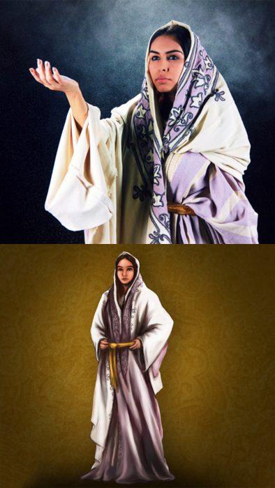 Princesas de Disney en su época real, jasmine de la película Aladdin