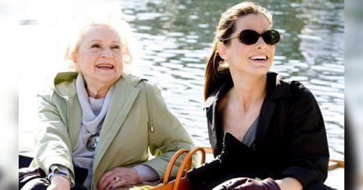 cosas que solo entenderan las chicas que aman a sus abuelitas