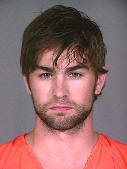 Actor Chae crawford detenido por la policía