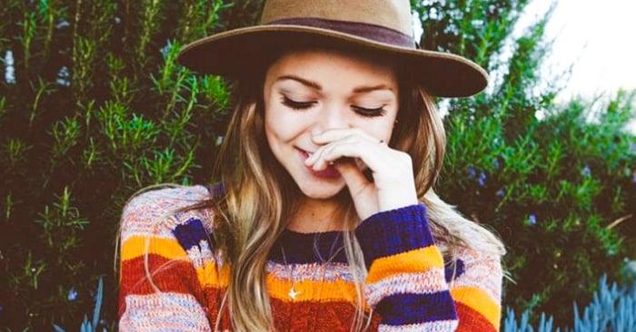Problemas de tener una personalidad extrovertida, cuando en el interior eres tímida