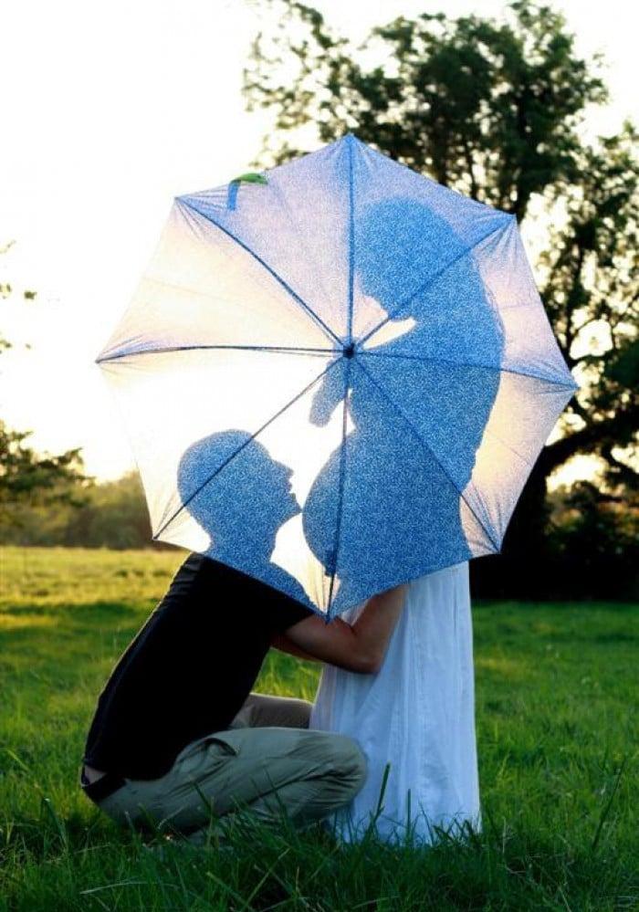 25 adorables ideas para tu sesi n de fotos de maternidad - Ideas para fotos ...