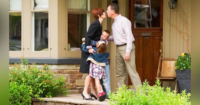 Los hijos no son quienes frenan el éxito de una mujer, en realidad es su esposo