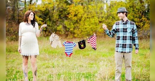 increíbles ideas para una sesión de fotos de embarazo