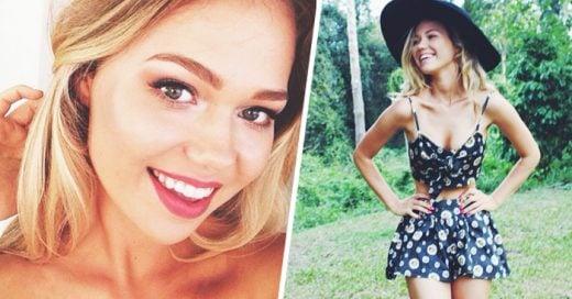 Una modelo de 18 años, editó el mensaje de sus fotos de Instagram para revelar la gran verdad de tras de cada foto