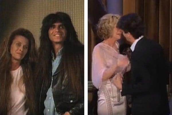 Tim y Wendy antes y después