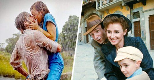 Lista de las mejores 20 películas de amor de todos los tiempos