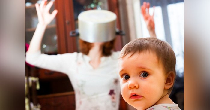 Pensamientos que pasan por la cabeza de una madre durante todo el día