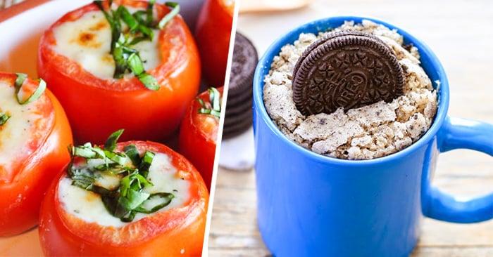 20 sencillas recetas para aquellas personas a las que les da mucha flojera cocinar