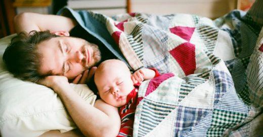 Fotos que demuestran por qué ser papá es el trabajo más masculino del mundo