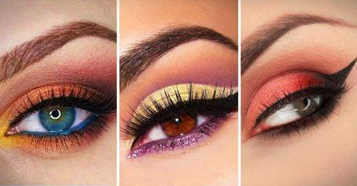 Trucos de maquillaje para lograr unas sombras envidiables y coloridas