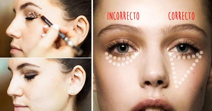 Trucos sencillos de maquillaje para toda chica que le gusta lucir natural
