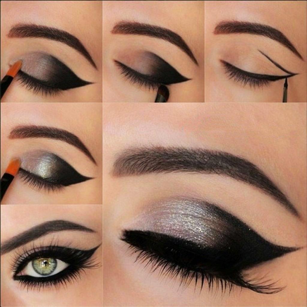 Maquillaje Para Vestido Negro Y De Noche Vestidos